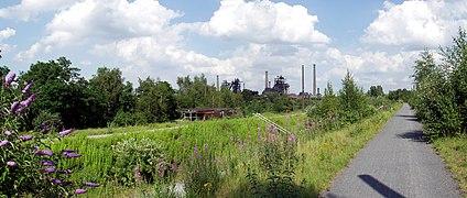 Landschaftspark Duisburg-Nord - Landschaft.jpg