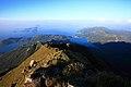 Lantau Peak view to Lantau Island South 201208.jpg