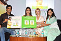 Lara Dutta launches her 'Prenatal Yoga' DVD (2).jpg