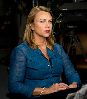 Lara Logan South African journalist and war correspondent