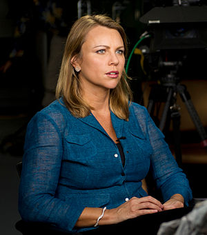 Lara Logan - Lara Logan in 2013