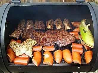 Carne asada - Image: Laredo Grill