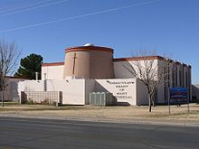 Las Cruces - Cathedral of the Immaculate Heart of Mary - 1.jpg