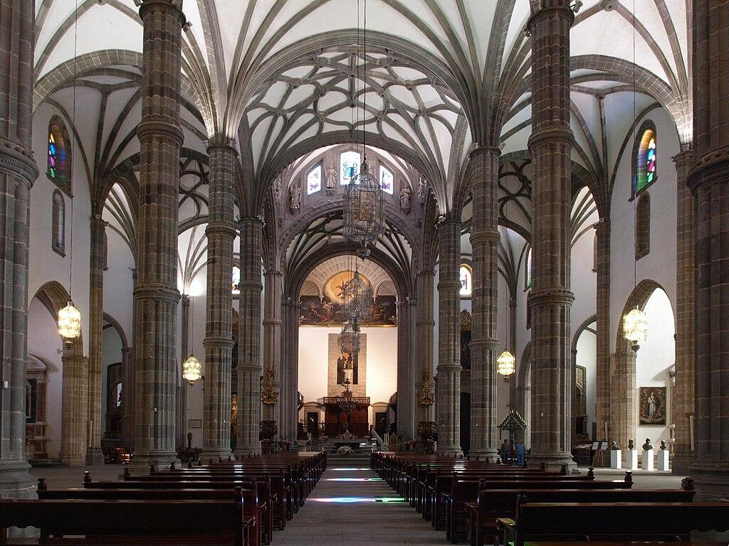 Las Palmas Santa Ana Innen