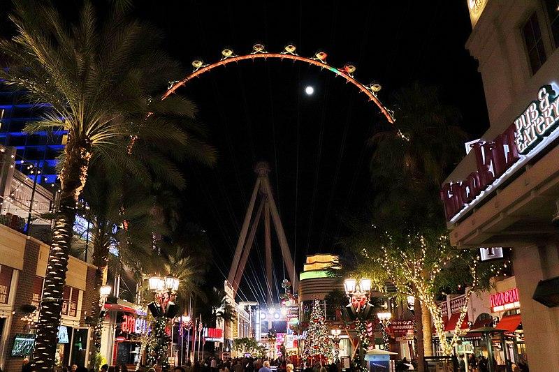 Roda gigante Las Vegas