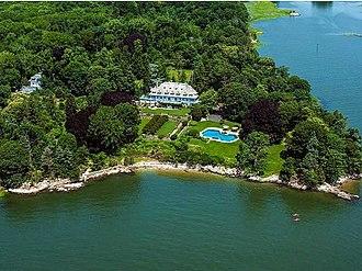George Lauder (Scottish industrialist) - Aerial view of the estate