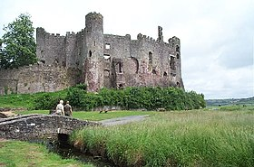 Image illustrative de l'article Château de Laugharne