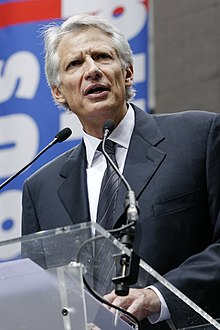 Dominique de Villepin en 2010.