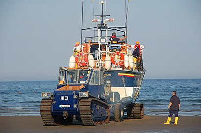 How to get to Clogherhead Lifeboat with public transit - About the place