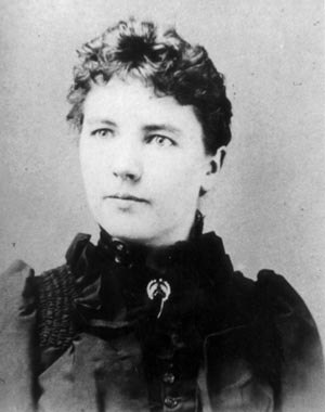 Association for Library Service to Children - Laura Ingalls Wilder, American author