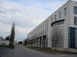Laurea University of Applied Sciences - Campus of Laurea UAS in Otaniemi, Espoo