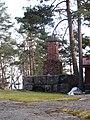 Lauttasaari Länsiulapanniemi rangefinder tower.JPG