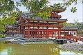 Le temple Byodo-in (Uji, Japon) (42809689812).jpg