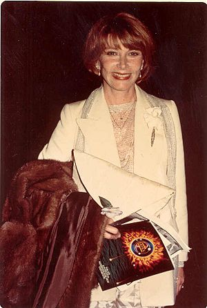 Lee Grant - Grant at the premiere of F.I.S.T. (April 1978)