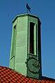 Leibniz Universität Hannover Naturwissenschaftliche Fakultät Gebäude 4111 Uhrturm.jpg