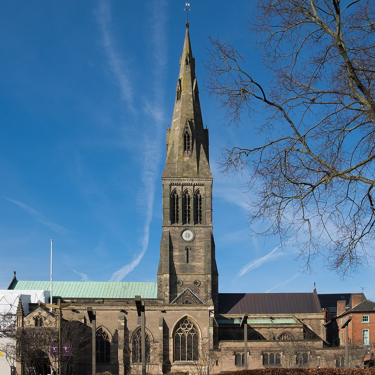 Leicester Cathedral - Wikipedia