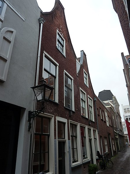 File:Leiden - Kuiperssteeg 7 en 5.JPG