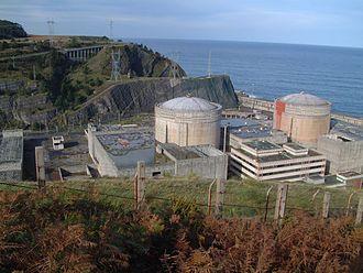 Lemoiz - The unfinished power plant.