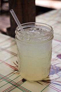 Lemonade Lemon-flavored drink