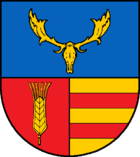 Coat of arms of the Lensahn community
