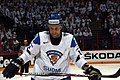 Leo Komarov, Finland-Russia IHWC 2012 Simifinal.JPG