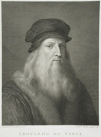 Portrait of a Man in Red Chalk - Image: Leonardo da Vinci LACMA 19.4.22