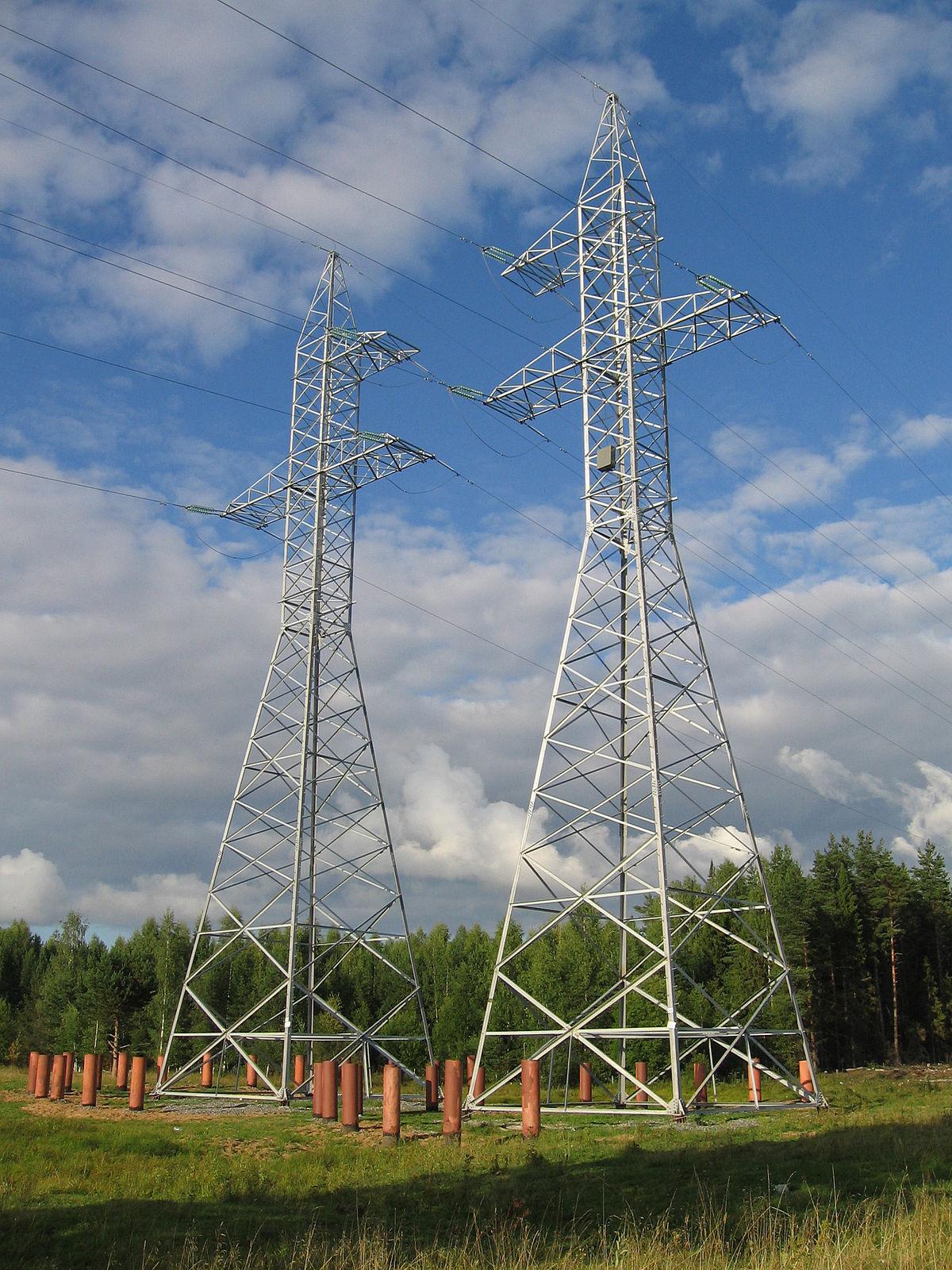 Единая энергетическая система России — Википедия
