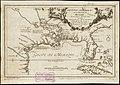 Les costes aux environs de la Riviere de Misisipi, decouvertes par Mr. de la Salle en 1683 et reconnues par Mr. le Chevallier dÍberville en 1698 et 1699 (3120844684).jpg