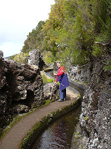 Levadas provide a remarkable network of walking paths on Madeira
