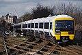 Lewisham station MMB 07 465184 465238.jpg