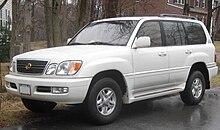 Lexus lx wikipedia 19982002 lexus lx 470 publicscrutiny Gallery