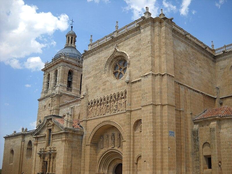 File:LiB catedral ciudad rodrigo 01.jpg
