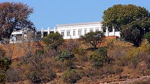 Mahlamba Ndlopfu - Mahlamba Ndlopfu is a South African Heritage Site