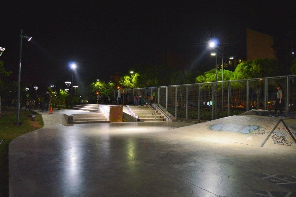 Limassol new seaside skateboard desk night Limassol Republic of Cyprus