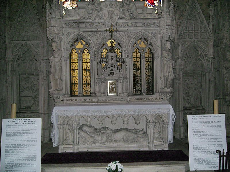Fitxer:Limoges St Michel St Martial shrine.jpg