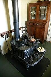 Lincoln stove
