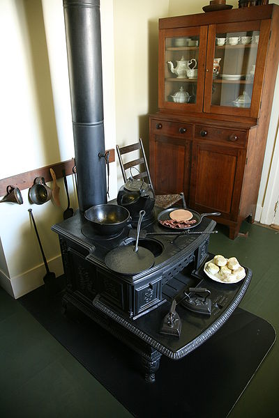 File Lincoln Stove Jpg Wikimedia Commons