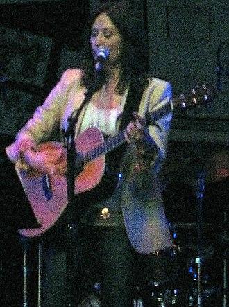 Linda Eder - Eder at the Avalon Hollywood concert