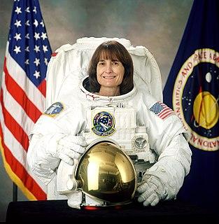 Linda M. Godwin astronaut