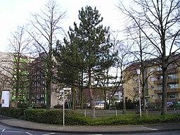 Lindenplatz in Monheim am Rhein