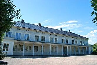 Haagen Mathiesen - Linderud Manor