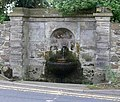 Lion's Head fountain, Burton on the Wolds - geograph.org.uk - 882945.jpg