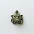 Lion head amulet MET LC-10 130 2059 EGDP023554.jpg