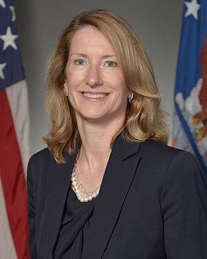 Lisa Disbrow - Image: Lisa S. Disbrow, USAF, 2014