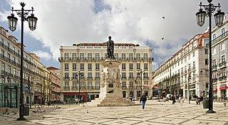 Chiado Neighborhood of Lisbon