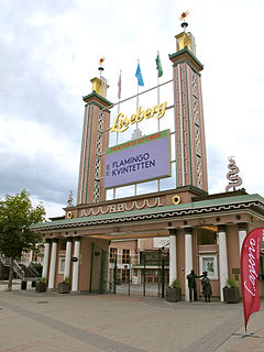Liseberg Entrance September 2013.jpg