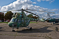 Lithuania Aviation Museum, Kaunas, Sept. 2008.jpg