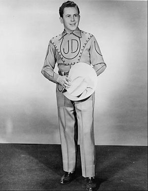 Little Jimmy Dickens - Dickens in 1955