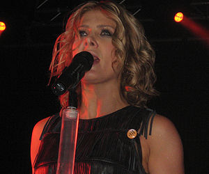 Natalie Bassingthwaighte - Bassingthwaighte performing in 2008.