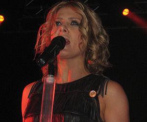 Natalie Bassingthwaighte - Bassingthwaighte performing in 2008.